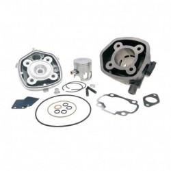 Kit Cilindro Polini Yamaha Aerox / Jog - 70cc - Ferro