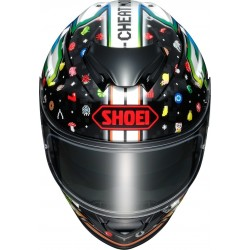 Capacete Shoei GT-Air II Lucky Charms TC-10